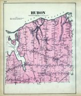 Huron, Wayne County 1904